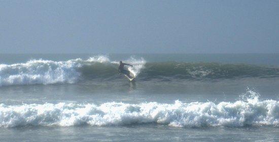 High tide surf school: Cedros