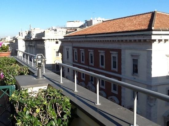 Hotel Regno : room balcony