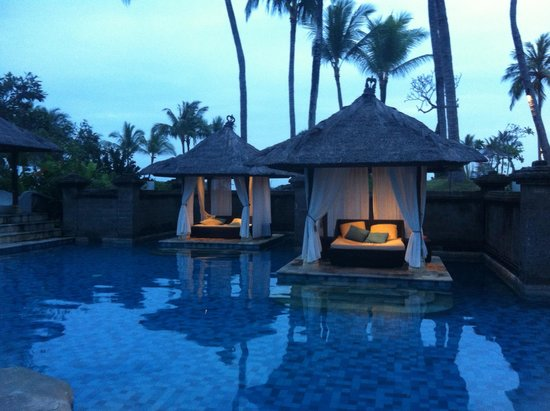 Pan Pacific Nirwana Bali Resort: The pool