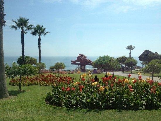 El Parque del Amor: The park