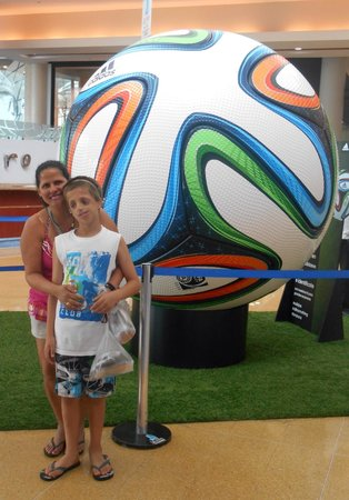 Porlamar, Venezuela: Copa mundial 2014