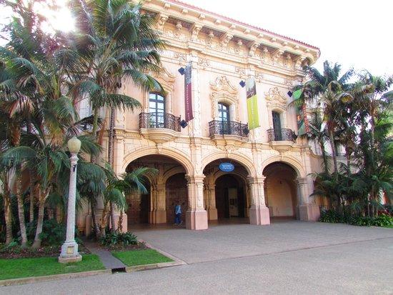 San Diego History Center: belíssimo prédio