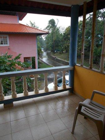 Santa Catalina Inn: Room View