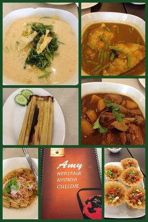 Amy Heritage Nyonya Cuisine : Excellent Food!