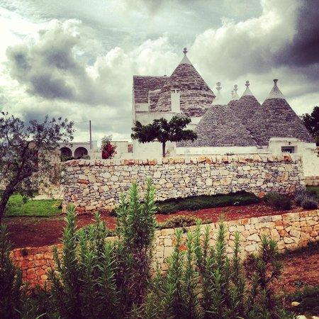 Masseria Serralta : The Masseria