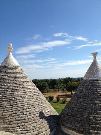 Masseria Serralta : On top