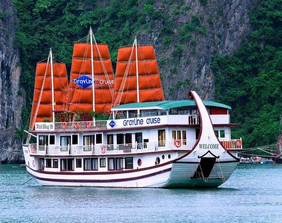 Gray Line Cruise - Halong Cruises