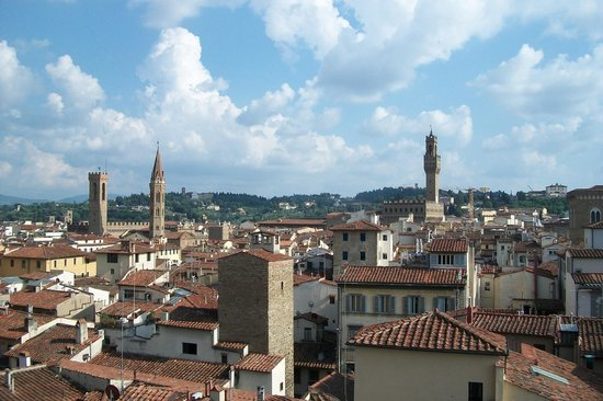 Campanile di Giotto: View from the top of the Bell Tower
