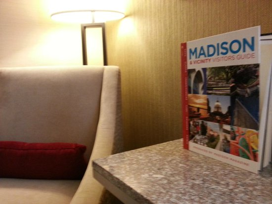 Madison Concourse Hotel and Governor's Club: Updated Rooms