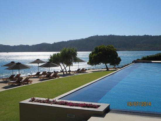 Qualia Resort: Pool area