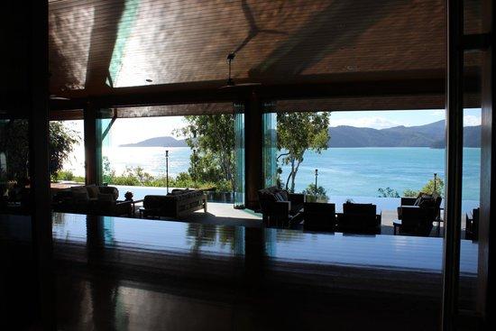 Qualia Resort: Entry/Long Pavilion