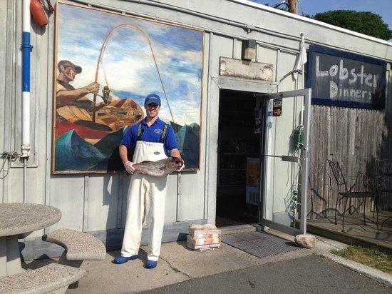 Clamman Seafood: Clamman, Southampton, NY
