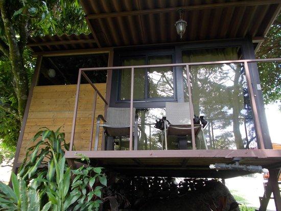 Hostal Garden by Refugio del Rio: Tree House