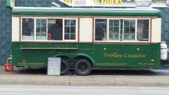 Trolley Cuisine
