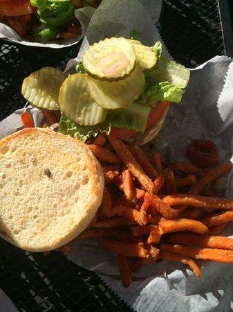Bluegrass Burgers