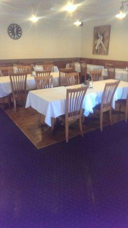Colonial Motel Richmond: Restaurant (2014)