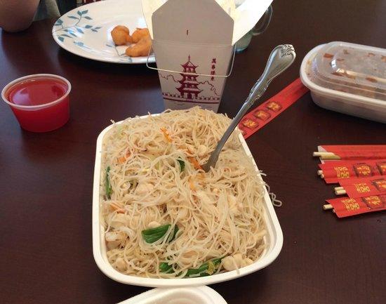 Mr Cheng's Kitchen: Dish #1