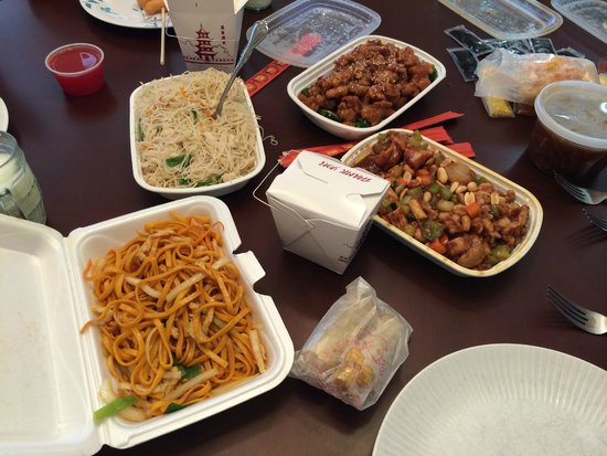 Tasty Chinese Family Dinner - Picture