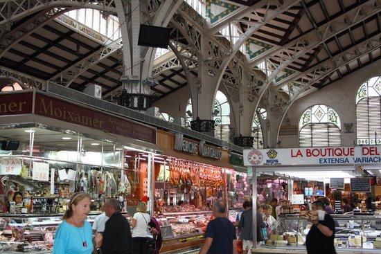 Vincci Lys: Central Market