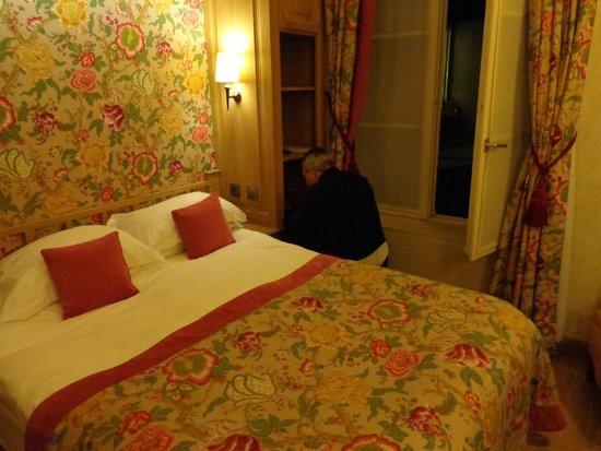 Hotel La Perle: quarto