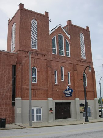 Martin Luther King Jr. National Historic Site: Ebenezer Baptist Church