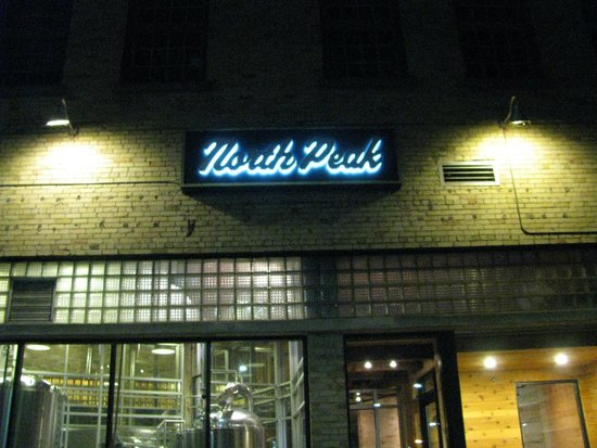 North Peak Brewing Company: North Peak.