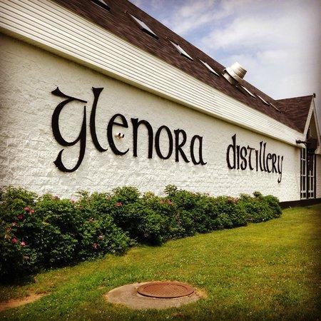 Glenora Inn and Distillery: Tour