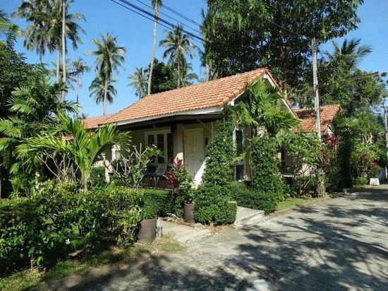 Lamai Buri Resort : наша Villa
