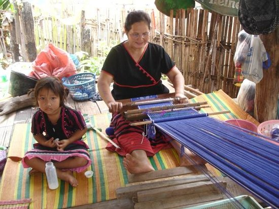 Thai Tribal Crafts Fair Trade