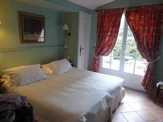 La Bastide du Calalou : Dormitorio