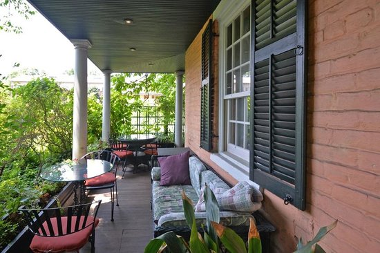 Porches on the Towpath: Porch