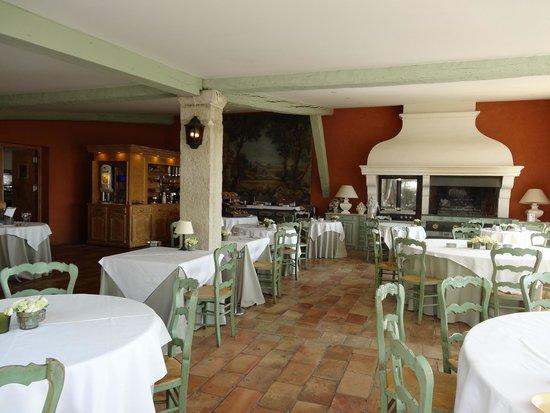 La Bastide du Calalou : Restaurant