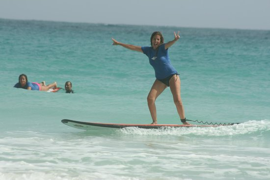 Macao Surf Camp: I did it!