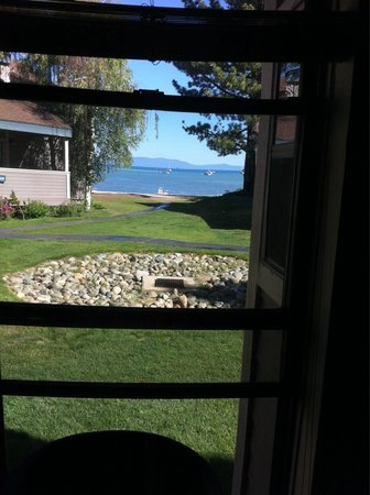 Aston Lakeland Village Beach & Mountain Resort : View from townhouse 527.