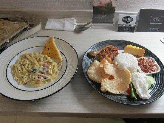 favehotel Tanah Abang - Cideng: room service food