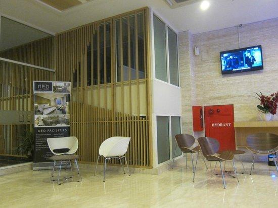 favehotel Tanah Abang - Cideng: lobby