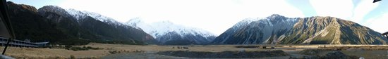 Aoraki Court Aoraki/Mt Cook Village: breathtaking view