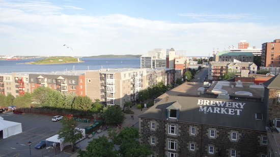 Courtyard Halifax Downtown : Courtyard