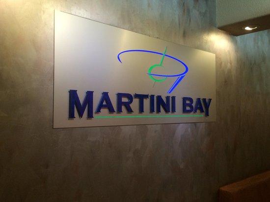 London Bridge Resort : Martini Bar