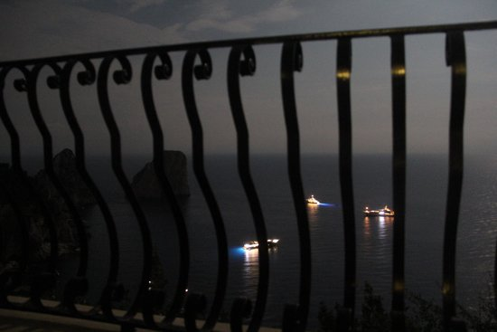 Hotel Luna : vista incrível só para sua noite