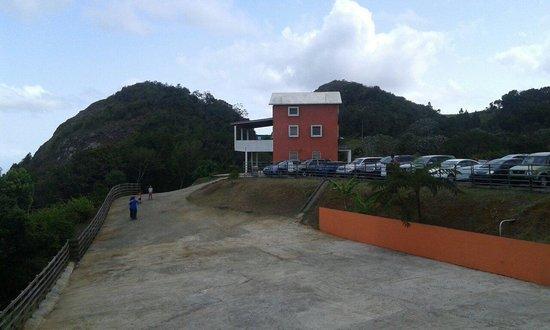 Aibonito, Πουέρτο Ρίκο: Las tetas de Cayey