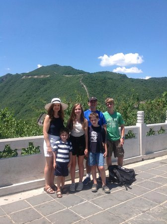 Catherine Lu Tours: Great Wall