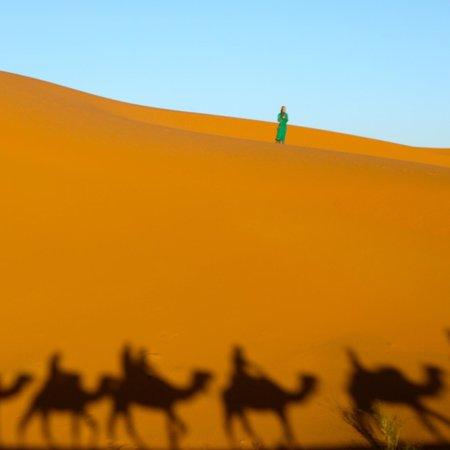 Ouarzazate Unlimited Marrakech Day Tours: Erg Chebbi