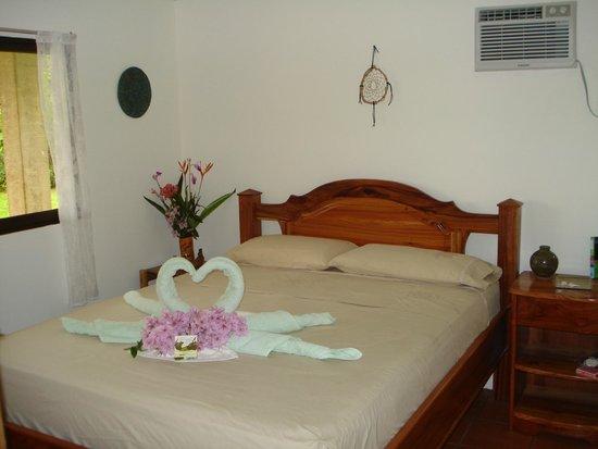 Casita Corcovado: Comfortable beds