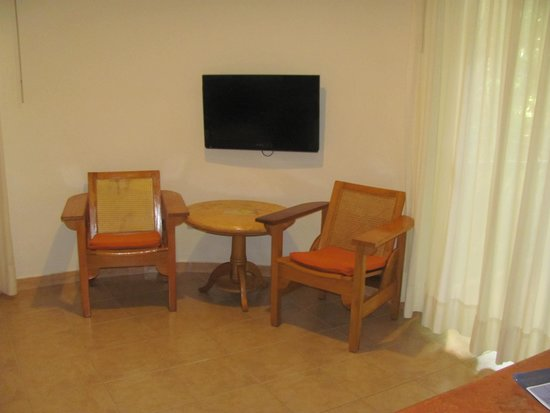 """The Reef Playacar: The """"living room"""""""