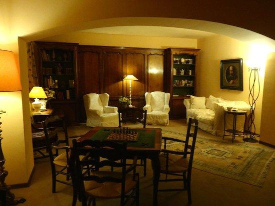La Bastide du Calalou : Otro salón