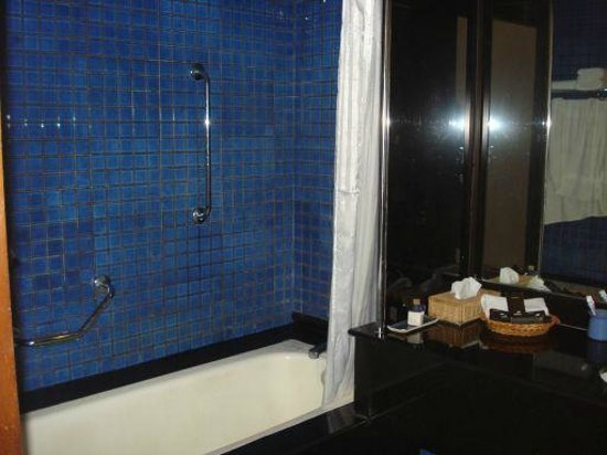 The Blue Water: Bathroom