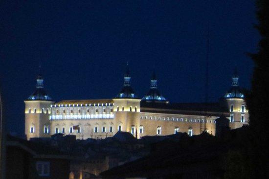 Eurostars Palacio Buenavista: View from our Room