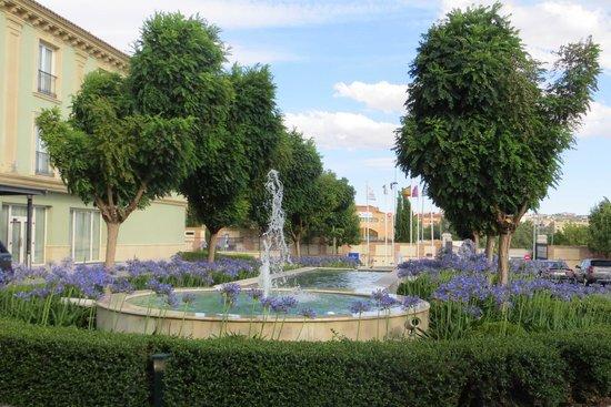 Eurostars Palacio Buenavista: Garden