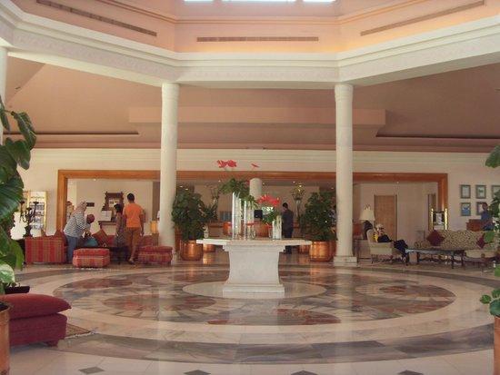 Mövenpick Resort Hurghada: Reception